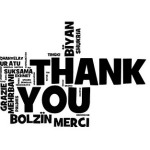 Big Thank You.