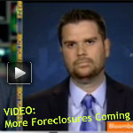 Foreclosure News. Bloomquist Reports More Coming.