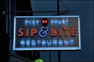 sip bite in canton 300x200 Top 100 Places To Eat in Baltimore