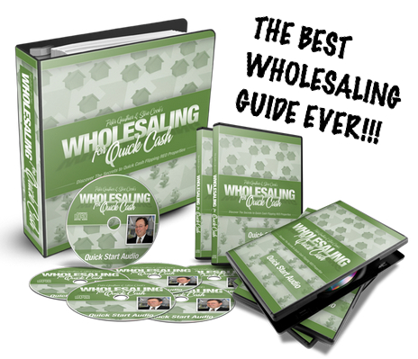 Wholesaling for Quick Cash1 Building A Wholesale Buyers List. Its Easy as 1 2 3.
